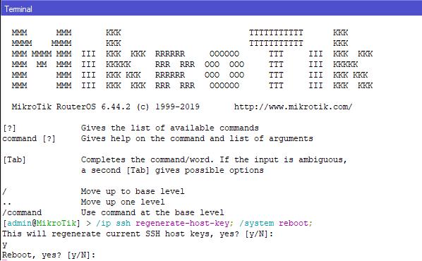 Error creating backup file