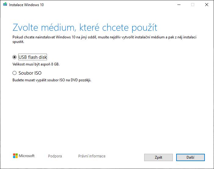 Stažení Windows 10 zdarma a legálně Návody pro Windows windows